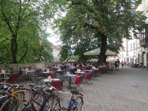 Coffee and cycle culture